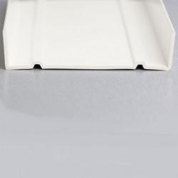 U de sol PVC de 100mm