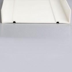 U de sol PVC de 120mm